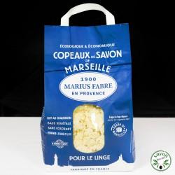 Copeaux de Savon de Marseille Marius Fabre - 980 g