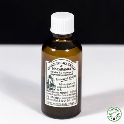 Huile de Macadamia - Huile de massage - 50 ml