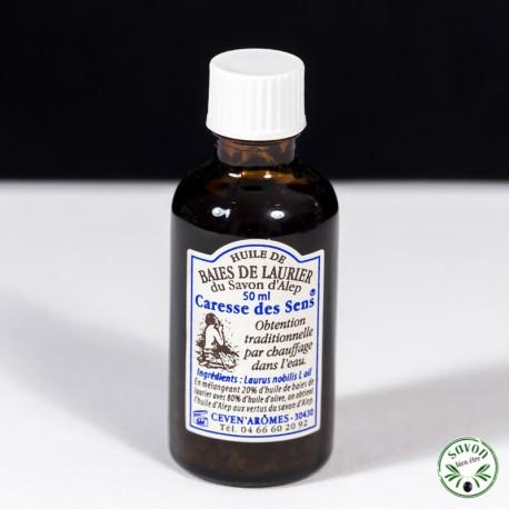 Huile de Baies de Laurier - Huile de massage - 50 ml