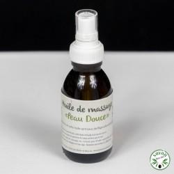 """Huile de massage bio """"Peau Douce"""" - 100 ml"""