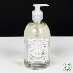 Base lavante neutre Cristal spéciale huiles essentielles - 500 ml