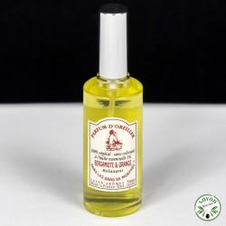 Parfum d'oreiller à l'huile essentielle de Bergamote et Orange - Vaporisateur 50 ml