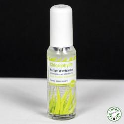 Parfum d'ambiance aux huiles essentielles - Chlorophylle
