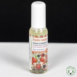 Parfum d'ambiance aux huiles essentielles - Fruits Rouges