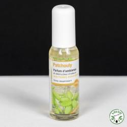 Parfum d'ambiance aux huiles essentielles - Patchouly