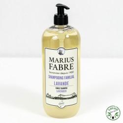 Shampoing familial Marius Fabre - Lavande