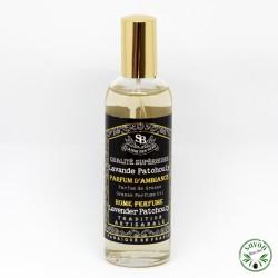 Parfum d'ambiance Lavande Patchouly - vaporisateur 100 ml