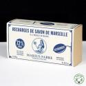 2 Recharges savon rotatif 290g pour porte savon mural-Marius Fabre