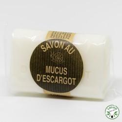 Savon au Mucus ou Bave d'Escargot enrichi au beurre de karité