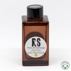 Huile aromatique pour diffuseur de parfum par capillarité