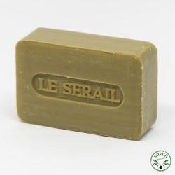 Savonnette de Marseille 100g Olive Le Sérail