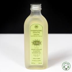 Shampooing Douche huile d'olive et aloé vera Marius Fabre
