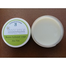 Baume hydratant bio Aloe Vera - 50 ml