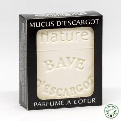 Savon au Mucus ou Bave d'Escargot - Nature - 100 g