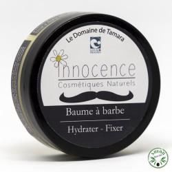 Baume à barbe certifié bio - 50 ml
