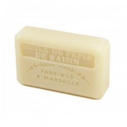 Savon huile de Pépin de Raisin enrichi au beurre de karité bio - 125g