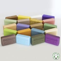 PackP04_20 savons de Provence au beurre de karité bio
