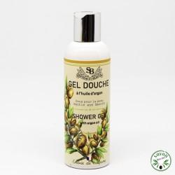 Gel douche à l'huile d'argan - 200 ml