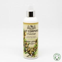 Lait corporel à l'huile d'argan - 200 ml