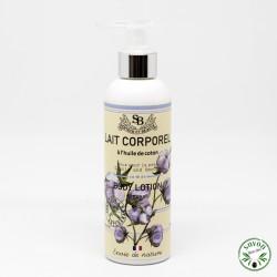 Lait corporel à l'huile de coton - 200 ml