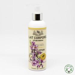 Lait corporel à l'huile d'abricot - 200 ml