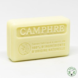 Savon Camphre, à l'huile d'olive, beurre de karité bio.