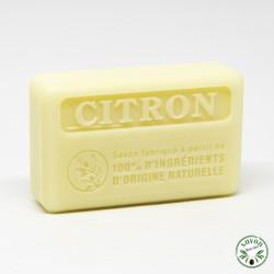 Savon Citron à l'huile d'olive, beurre de karité bio