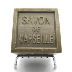 Savon de Marseille - Cube 600 g Olive - Fer à Cheval