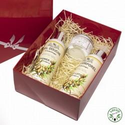 Coffret cadeau à l'huile d'argan