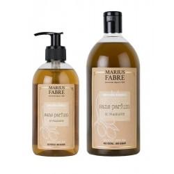 Pack savon liquide de Marseille - sans parfum - Marius Fabre
