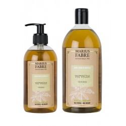 Pack savon liquide de Marseille - verveine - Marius Fabre