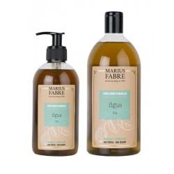 Pack savon liquide de Marseille - figue - Marius Fabre