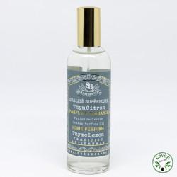 Parfum d'ambiance Thym Citron - Plaisir des Sens - 100 ml