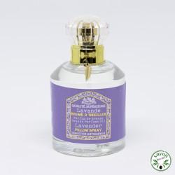 Brume d'oreiller, Lavande, Plaisir des Sens, 50 ml