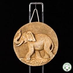 Diffuseur plâtre parfumé - Elephant
