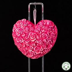 Diffuseur plâtre parfumé - Coeur